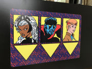 Xmen 6 Player full art kit set.