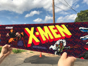 XMEN 6 Player marquee