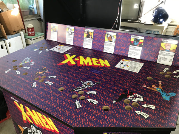 XMen Index card