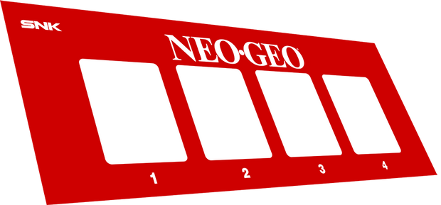 NEO GEO MVS-4 marquee