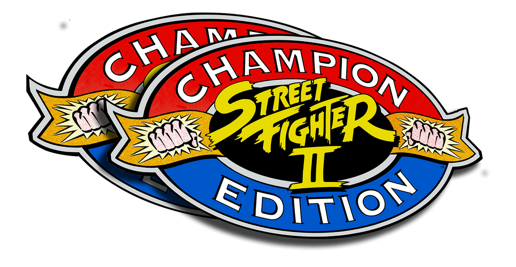 Street Fighter 2 champion edition Side art