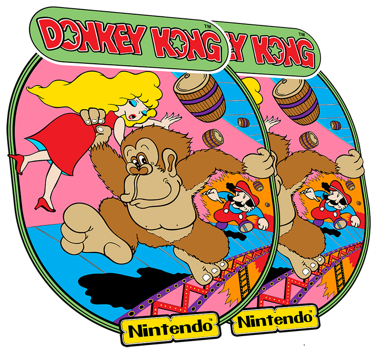 Donkey Kong Full Set