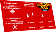 Golden Axe CPO with overlay decals