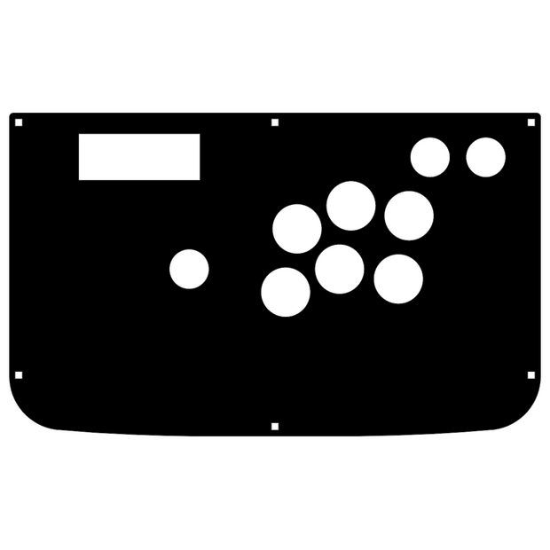 Fight Stick- Hori RAP3 - NOIR 1L6B