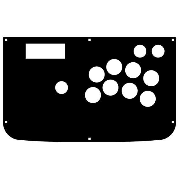 Fight Stick- Hori RAP3 - NOIR 1L8B