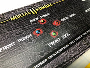 Mortal Kombat 11 full art kit