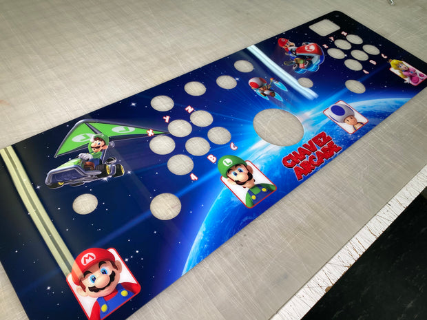 Legends Ultimate Nintendo art kit