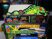 Arcade 1up Centipede topper
