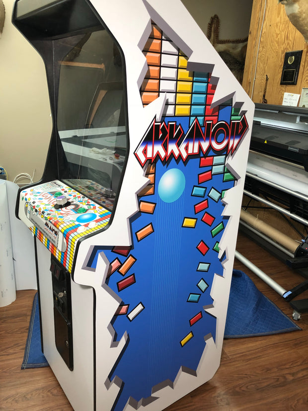 Side Art – Szabo's Arcades