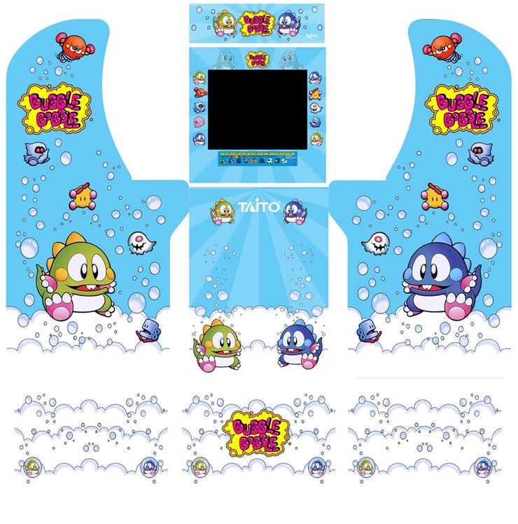 Arcade 1up Bubble Bobble full kit.