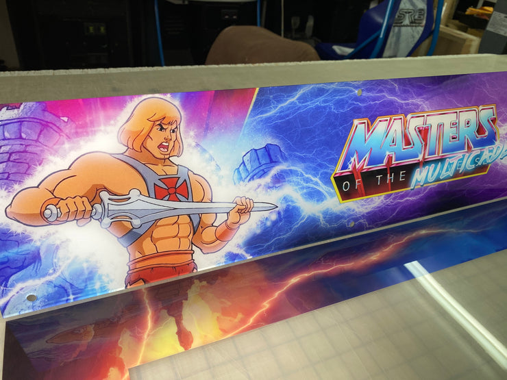 Legends Ultimate Masters of the Universe Marquee