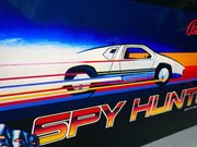 Spy Hunter Marquee