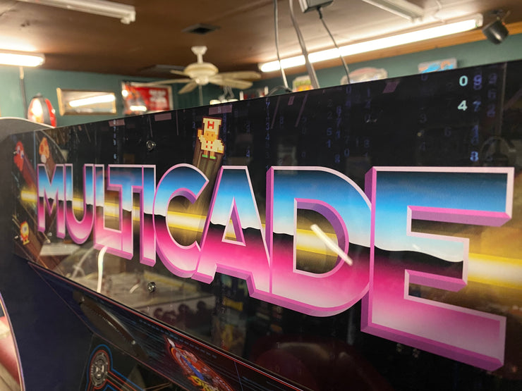 Legends Ultimate Multicade marquee