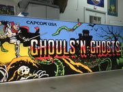 Ghouls n Ghosts marquee