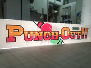 Nintendo Punch Out Marquee
