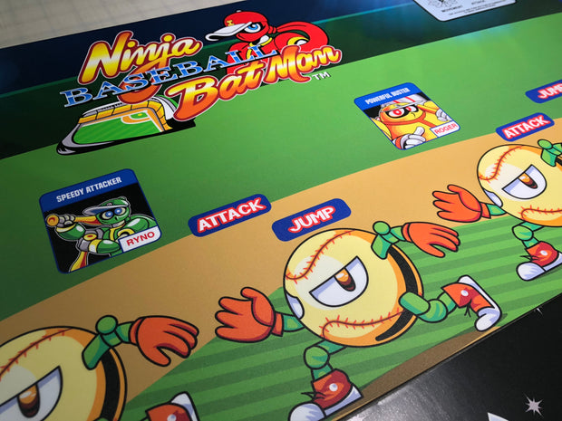 Ninja Baseball Bat Man- Full Art Set