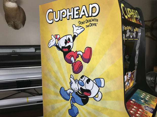 Cup Head Art Set