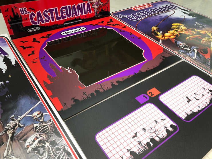 Castlevania Full Art Kit