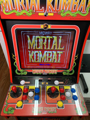 Mortal Kombat 1 bezel- Arcade 1Up