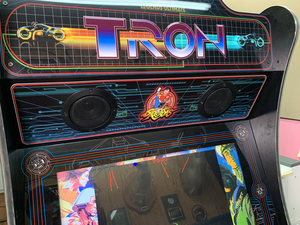 Legends Ultimate Tron front Art