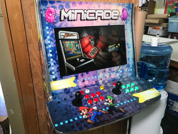 Wall Arcade Machine