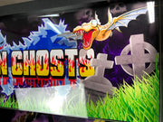 Ghouls n Ghosts Custom- Art Set