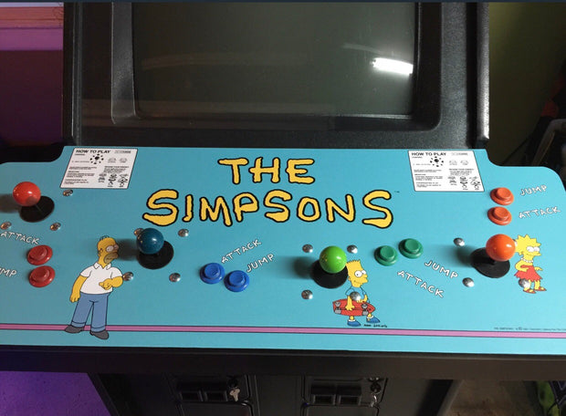 Simpsons full art kit