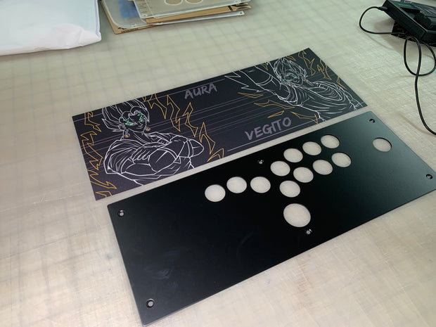 Fight Stick- HORI VLX - HITBOX