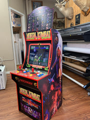 Mortal Kombat 3 Topper for Arcade 1up