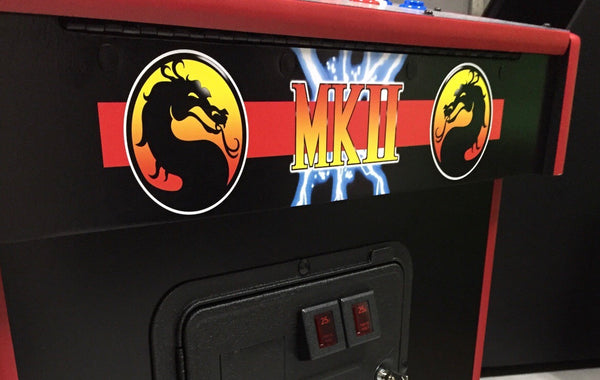 Mortal Kombat 2 box art