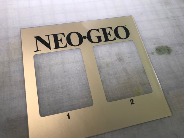 NEO-GEO Goldie marquee- 2 slot