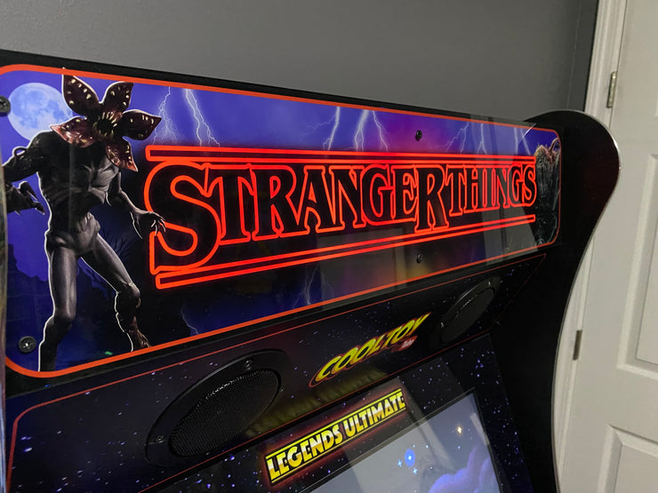 Legends Ultimate Stranger Things Marquee/topper