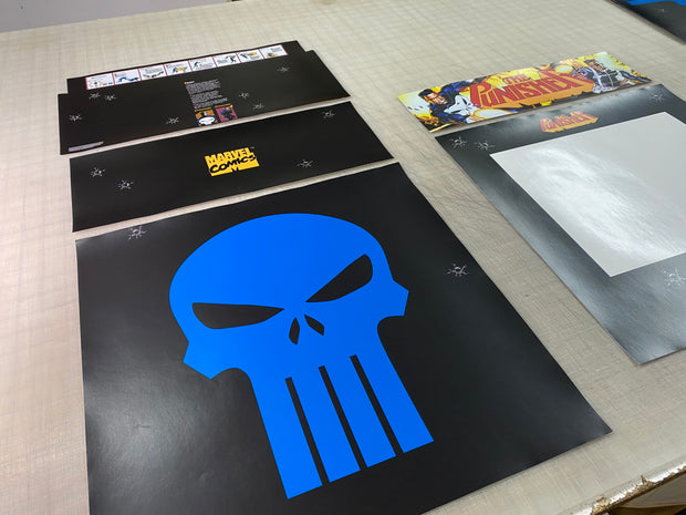 Arcade 1up The Punisher kit