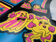 Ms Pacman arcade 1UP