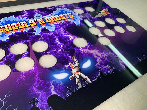 Ghouls N Ghosts CPO Arcade 1up
