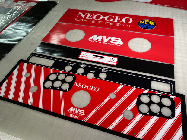 Legends Ultimate NEO•GEO art kit