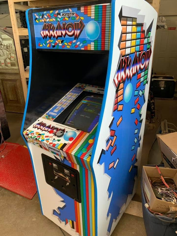 Arkanoid custom- Bezel