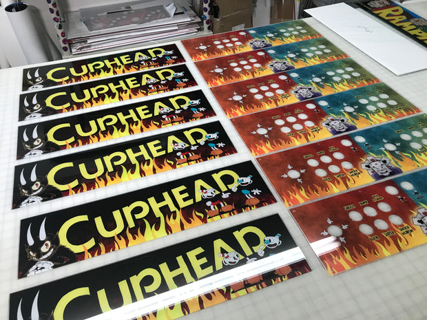 Cup Head-Bezel, Marquee and CPO