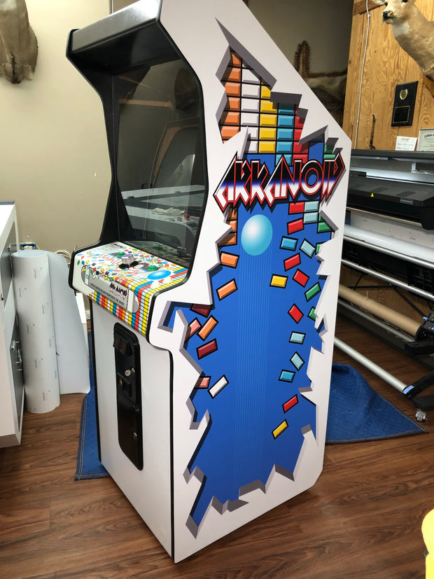 Arkanoid custom full art Kit