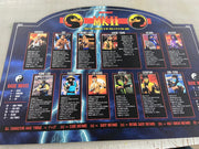 Arcade 1up Mortal Kombat 2 topper-blemishville