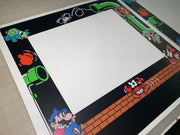 Arcade 1up Mario Brothers bezel
