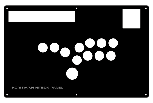 Fight Stick- HORI RAP.N - HITBOX