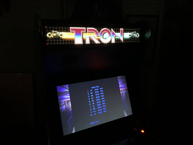 Legends Ultimate Tron Marquee/topper