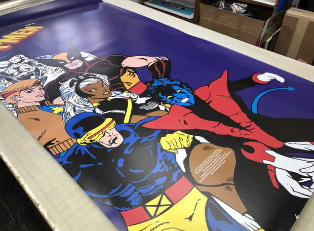 Xmen 4 player Side Art
