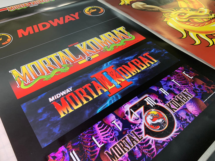 Arcade 1up-Mortal Kombat 1