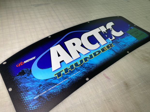 Artic Thunder Marquee