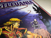 Castlevania Side Art