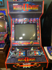 Mortal Kombat 2 bezel Moves list.