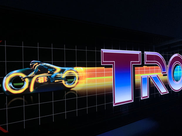 Legends Ultimate Tron Marquee