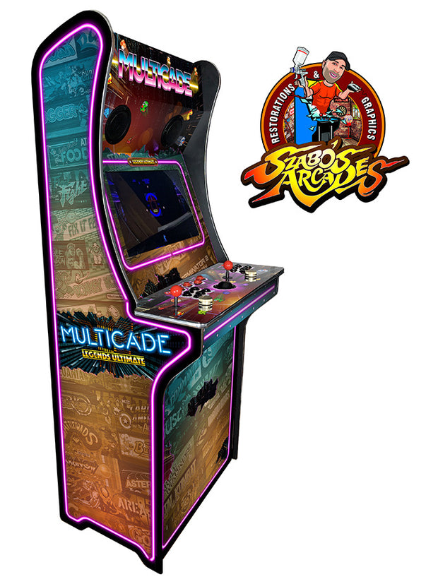 Legends Ultimate Multicade art kit